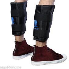 1 Pair Adjustable Ankle Leg Weight Strap Strength Training GYM Running Equipment