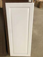 "White Kitchen Cabinet Raised Panel Door 18.5"" X 39.5"""