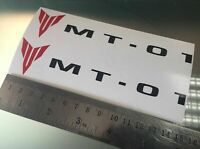 TP MT-01 Verkleidungs Abziehbilder Aufkleber / Decals Stickers /1079