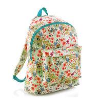 Backpack School JORDI LABANDA FLORAL PRINT