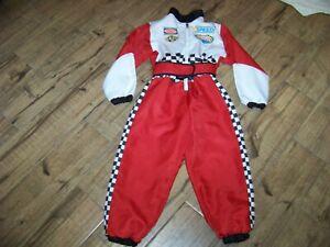 Melissa & Doug Race Car Driver Suit - Ages 3 - 6