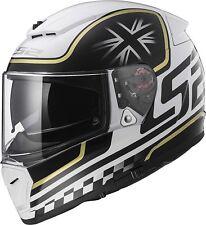LS2 Breaker Classic Full Face Helmet ( LG / Large ) 390-1104