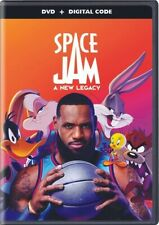 Space Jam: A New Legacy (DVD, 2021)