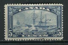 Canada #204, 1933 5c Steamship Royal William Trans-Atlantic Crossing, Used