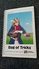 Bag Of Tricks Apple II Mac Computer Manual 1982 Vintage Computer Collectible