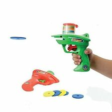 Dazzling Toys Kids 2 Foam Disc Shooters with 10 Foam Discs Each Shooter, Shoots