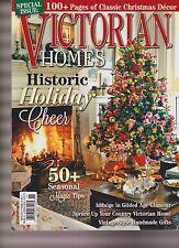 VICTORIAN HOMES MAGAZINE WINTER 2015
