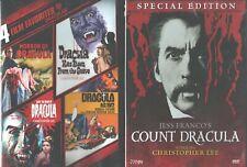 4 Film Favorites Draculas - DVD Region 1