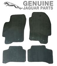 For Jaguar X-Type 2.5L & 3.0L V6 02-08 Floor Mats Carpet Early Charcoal Genuine