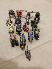 Tomy Zoids Miniature Figures Lot of 16