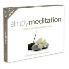 VARIOUS ARTISTS - SIMPLY MEDITATION NEW CD