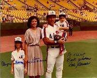 Bobby Ramos Autographed/Signed 8x10 Photo