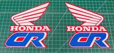 90' 1990 CR honda decals stickers shroud CR 125 CR250R 500R 250 500 graphics