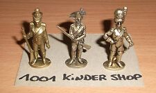 KINDER MAXI METAL - DIE GOLDENE GARDE (50mm) - SET