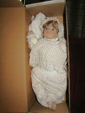 """Lee Middleton First Moments 20"""" Awake Doll"""