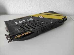 ZOTAC GeForce GTX 1080 AMP