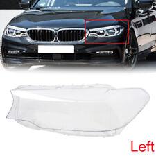 For 2017-2018 G30 BMW 5 SERIES 530i 540i 550i LEFT Headlight Headlamp Lens Cover