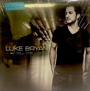 "Luke Bryan - Kill the Lights [New 12"" Vinyl LP] - ""Kick The Dust Up"""