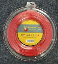 Kirschbaum Pro Line II 16 Gauge 1.30mm Reel 660' 200m Tennis String Red
