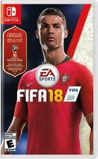 FIFA 18, Electronic Arts, Nintendo Switch, 014633738230 - Brand New Sealed