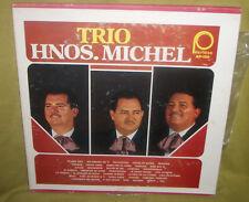 Trio Hermanos Michel Cantos De Mexico 1977 Peerles EX 3LP Set