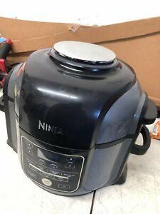 Ninja Foodi OP301 9-in-1 Air Fryer, Slow Cooker 6.5 Quart - Missing Pressure Lid