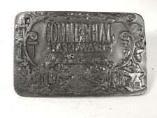 1976 Commercial Hardware Reno Nevada Belt Buckle APW 81216