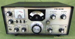 YAESU FR-50 Radio Receiver