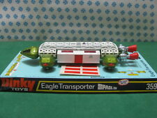 Transporter Eagle space 1999 Gerry Anderson TV series - Dinky Toys 359  MIB