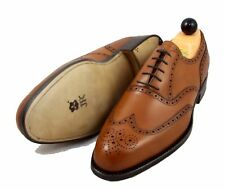 Vass shoes - Budapest Oxford - Cognac - 46.5 Eu /13.5US/12.5UK