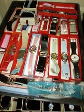bulk lot of 20 watches in gift boxs
