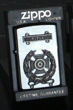 Zippo mit Schießabzeichen Vietnam /US--RIFLE--*Expert*Sammlerstück*
