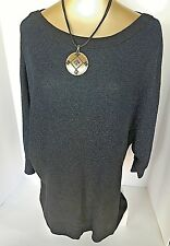 AGB 2X Sparkly Teal Top NEW Condition Sale Price