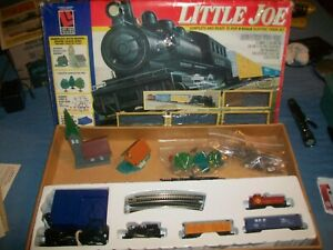 VINTAGE LIFE LIKE N SCALE LITTLE JOE ELECTRIC TRAIN SET