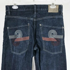 Sean John Jeans Mens Size 30 Loose Fit Embroidered Deep Big Pockets 30 x 30