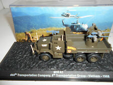 M35 A1 444TH TRANSPORT COMPANY VIETNAM 1968 #38 MILITARY DeAGOSTINI 1:72