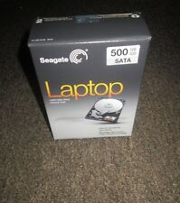 New Sealed Seagate Laptop 500GB SATA Hard Disk Drive internal ST905003N1A1AS-RK
