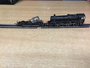 Model Railways OO Gauge One Locomotive &Motor&Chassis Unboxed..
