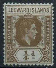 Mint Never Hinged/MNH Postage Leeward Islands Stamps