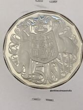 1992 Australian 50 Cent Proof Coin