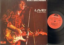 RORY GALLAGHER LIVE in EUROPE 1972 LP