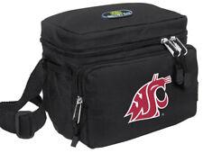 c4155fd2dcd6 Washington State University BEST Lunch Box Cooler Bag OFFICIAL WSU LOGO BAGS