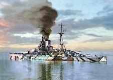 HMS RAMILLIES LIMITED EDITION ART (25)