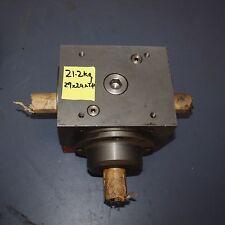 TANDLER A1 111 1-111-095620 VERTICAL COLUMN DRIVE BINKS GEAR BOX 1:1