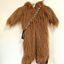 Starwars Premium Toddler Costume Chewbacca Size 2T Baby Chewy