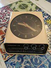 Radio Orologio Europhon h10 design anni '60
