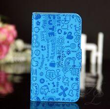 Schutzhüllen aus Kunstleder mit Motiv für Sony Ericsson