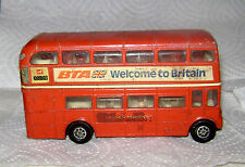 Corgi Toys 469 London Transport Routemaster Double Decker Bus Free Shipping