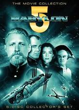 Babylon 5 - The Movies Collection ~ 5-DISC SET New