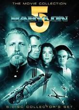 Babylon 5 - The Movies (DVD, 2011, 5-Disc Set)